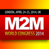 M2M WORLD CONGRESS 2014